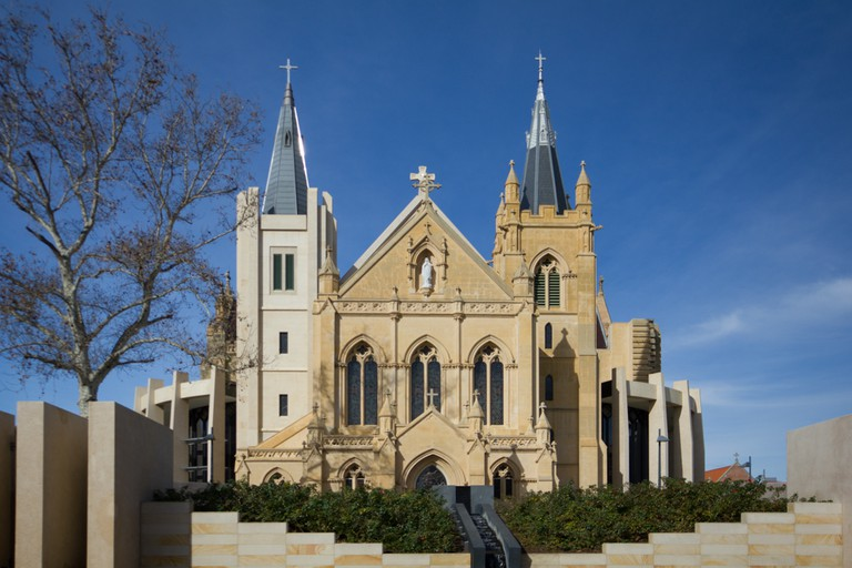For some architecture and history, take a trip to Perth's Cathedral
