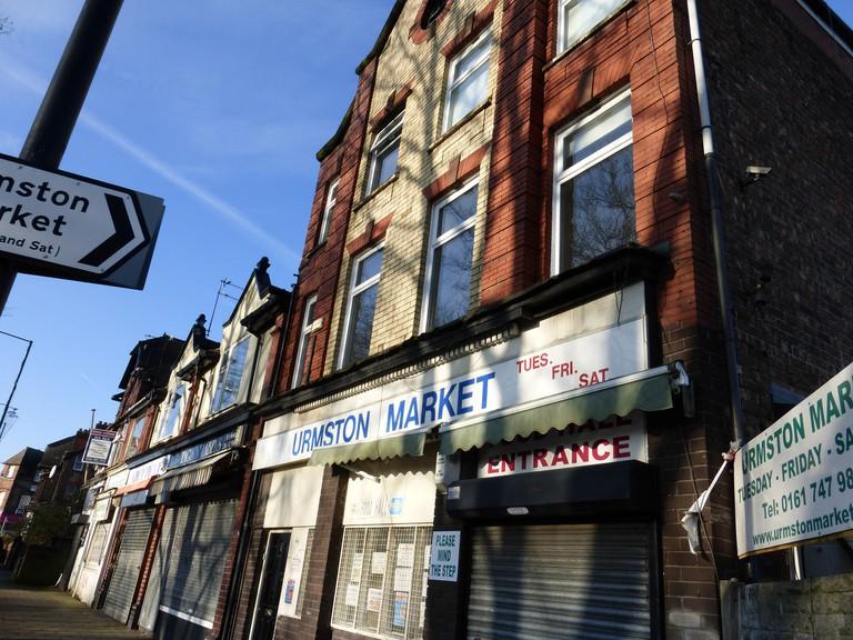 Urmston Market