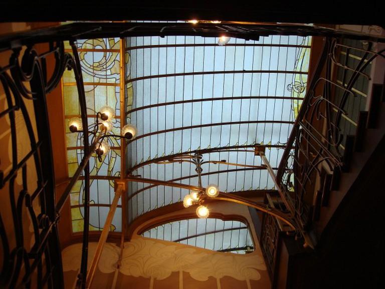 Victor Horta Museum | © Oxyman/WikiCommons