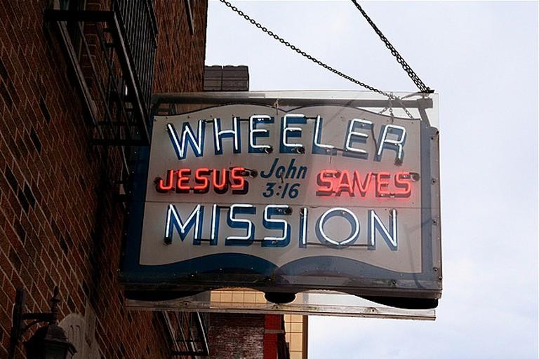 Wheeler Mission | © Steven Depolo/Flickr