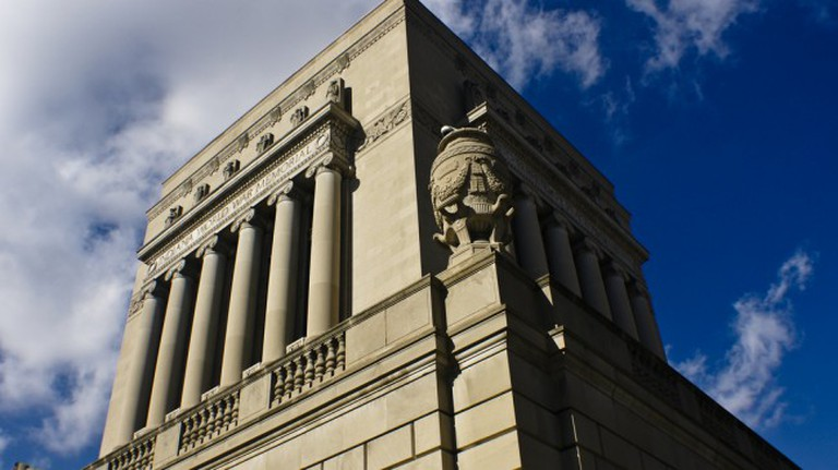 Indiana War Memorial | © Paul J Everett/Flickr