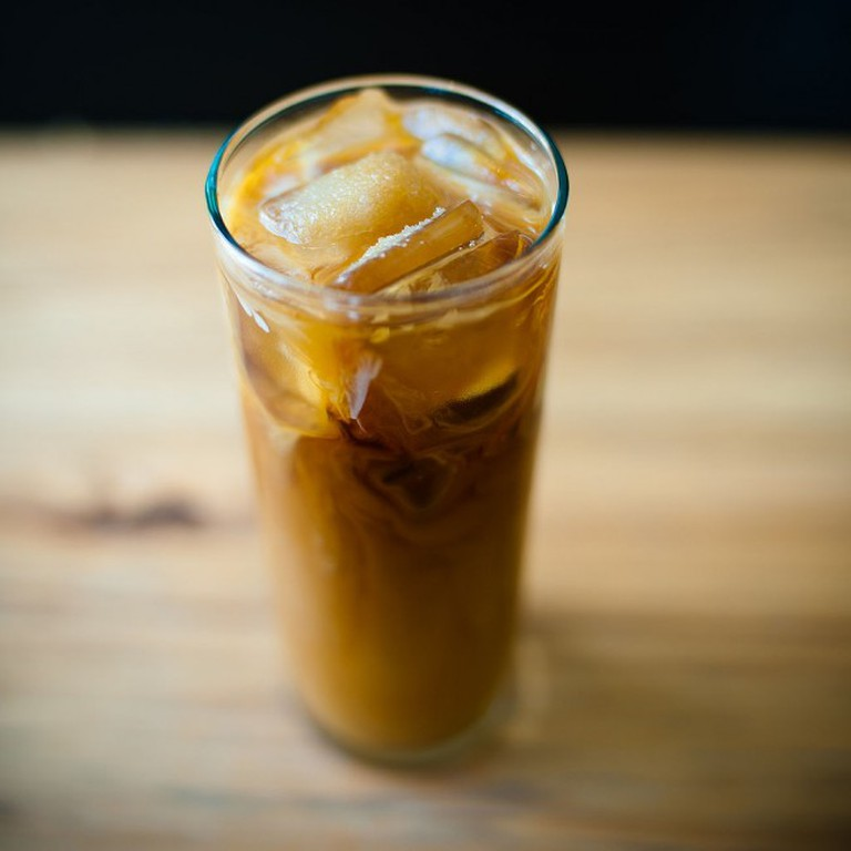 Iced coffee © Kenny Louie/WikiCommons