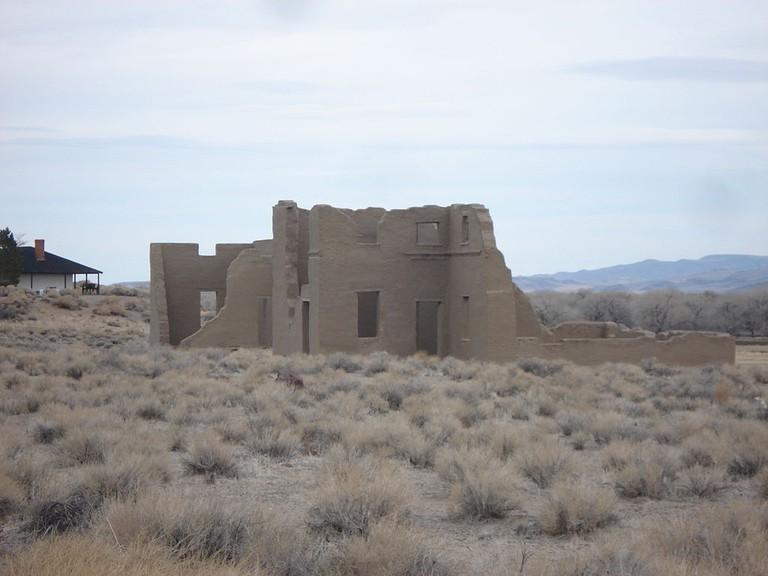 Fort Churchill State Historic Park   © Kelapstick/WikiCommons