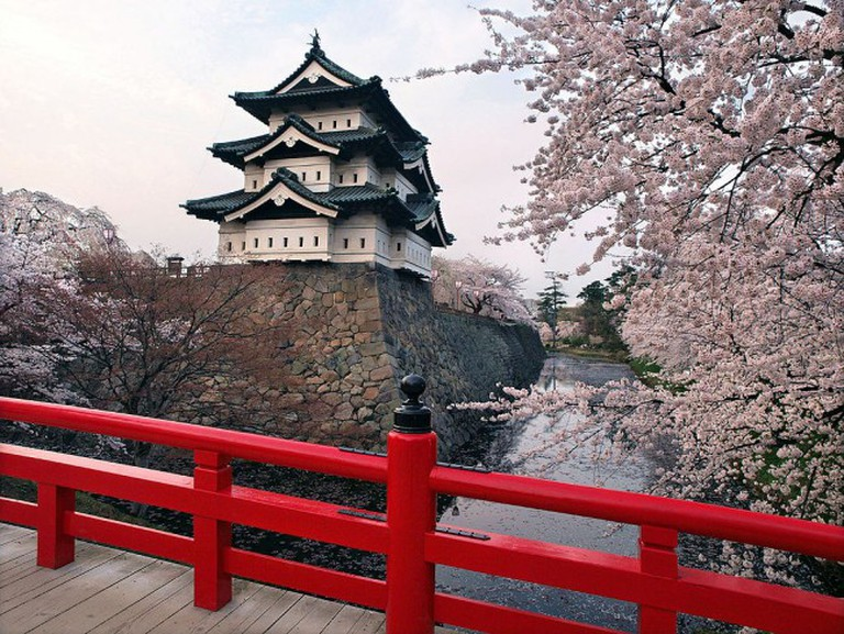 Hirosaki Castle  © Angaurits/WikiCommons