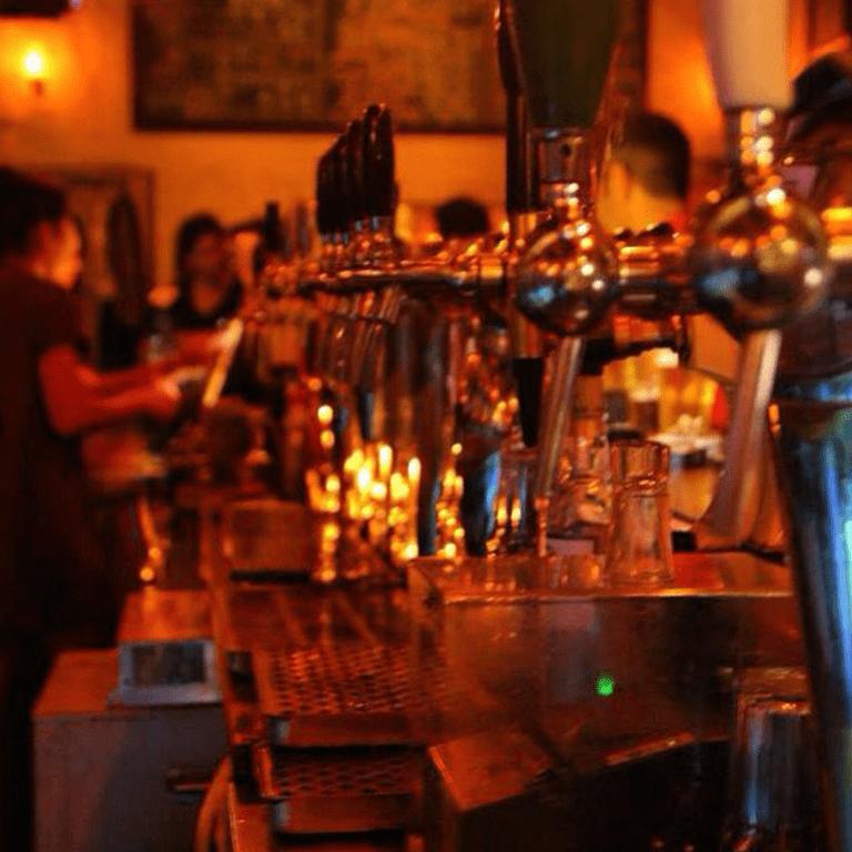 Bar | Courtesy of Cerveza