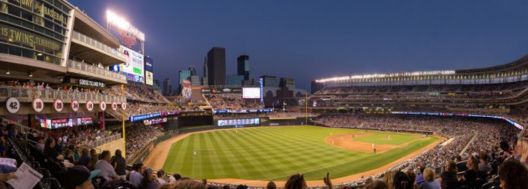 Target Field Panorama   © Jonathan Miske/Flickr