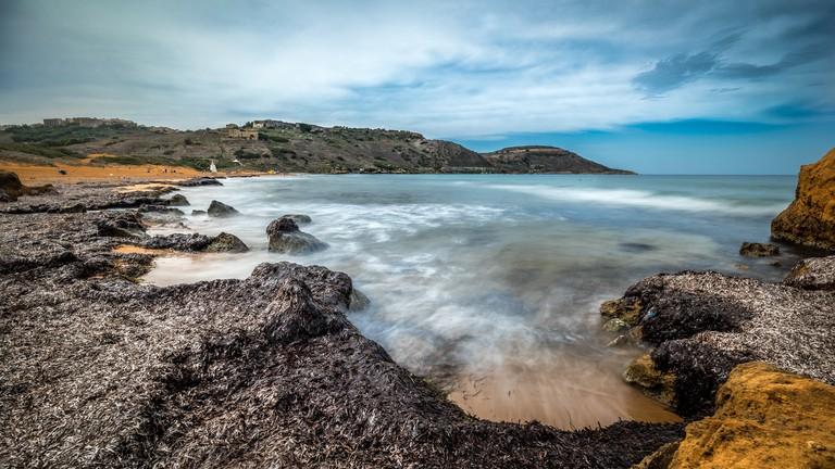 Ramla Bay, Gozo