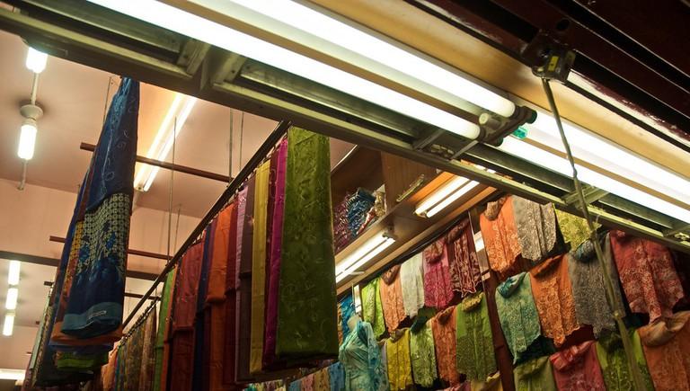 Indian Clothe Shop ©Kah Wai Sin