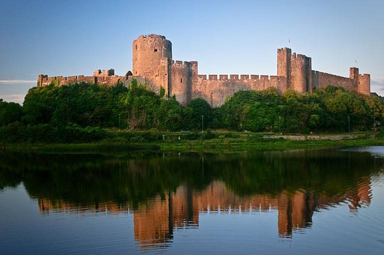 Pembroke Castle | © JKMMX/WikiCommons