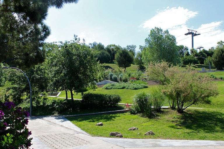 Joan Brossa Gardens | © Alexander Johmann/ flickr