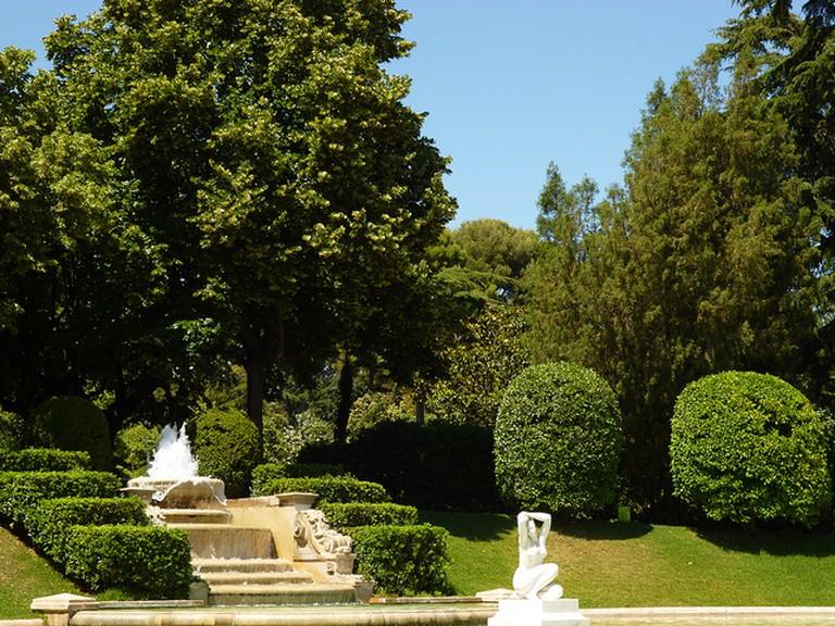 Palau de Pedralbes Gardens | © Oh-Barcelona/ flickr