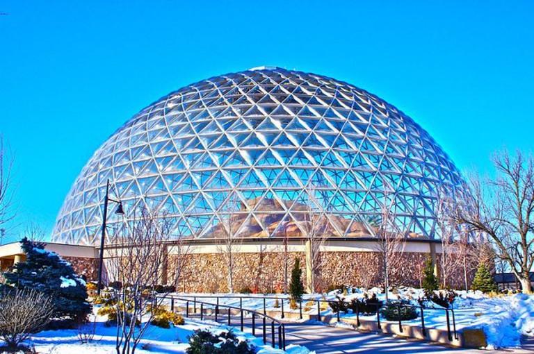 Omaha, NA Henry Doorly Zoo | © Collinulness/WikiCommons