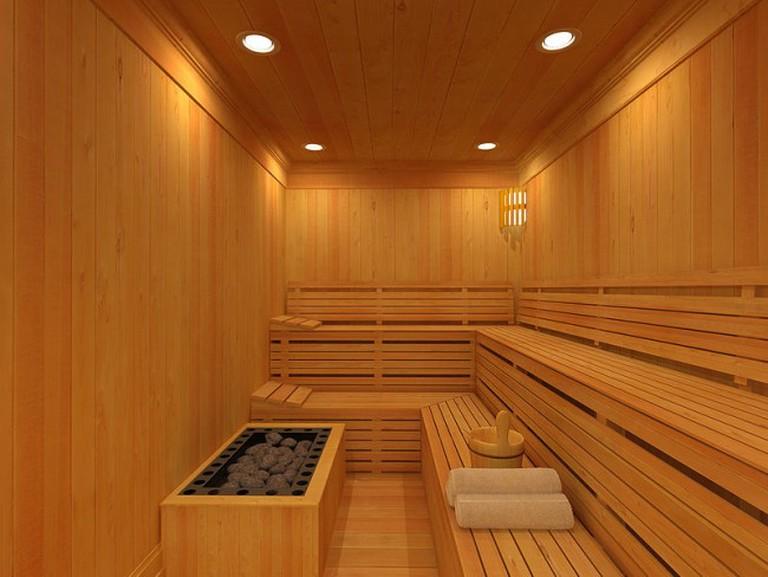 Highgrove Sauna | © Todtanis / Wiki Commons