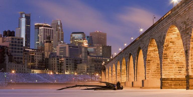 Minneapolis, MI | © Jdkoenig/WikiCommons