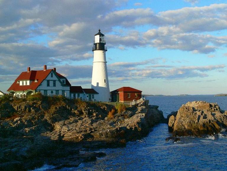 Portland Maine | © Jubileejourney/WikiCommons