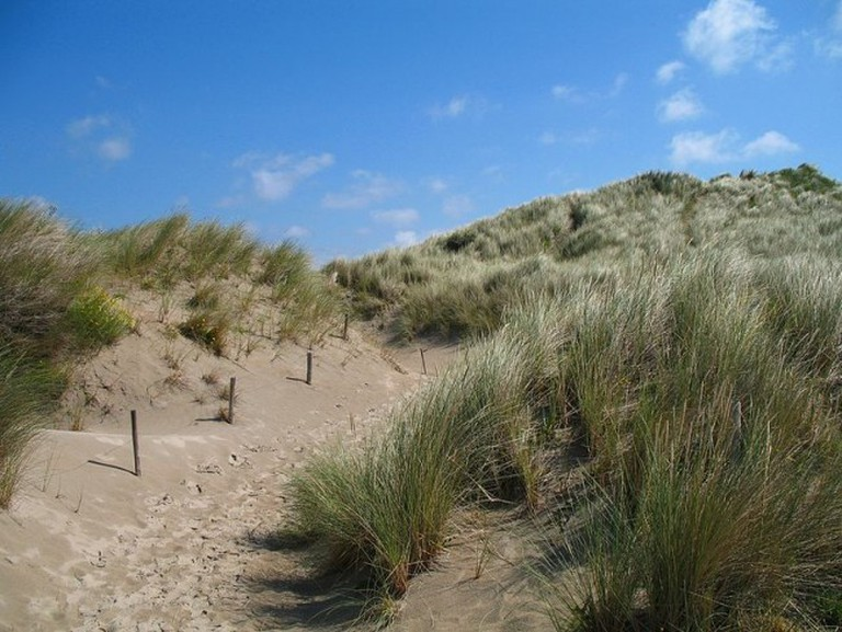The Ter Yde dunes | © Marc Ryckaert/WikiCommons