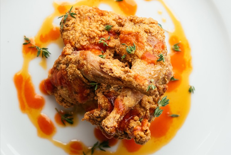 Angeline's Southern Fried Quail ©Denny Culbert