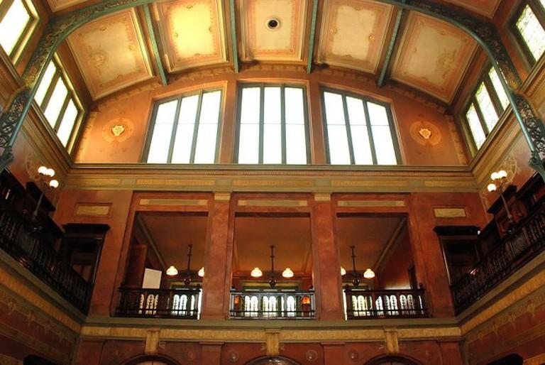 Bibliothèque Solvay |© WikiCommons