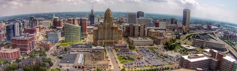 Buffalo, NY | © Peter Stergion @pete716/WikiCommons