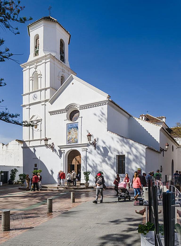 Iglesia de El Salvador © Tuxyso/WikiCommons