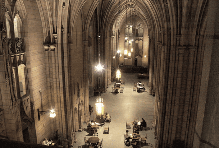 Commons Room (Cathedral of Learning) | © Brian Donovan/WikiCommonds