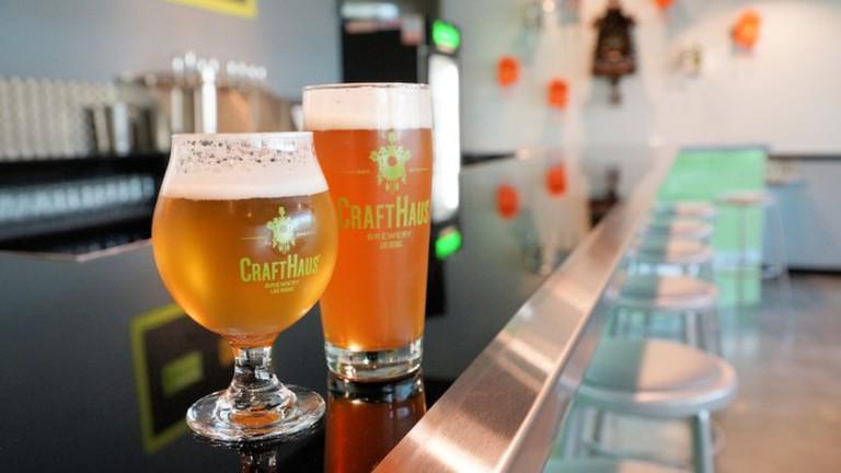 CraftHaus Brewery | Photos by Amelinda/Courtesy of CraftHaus Brewery
