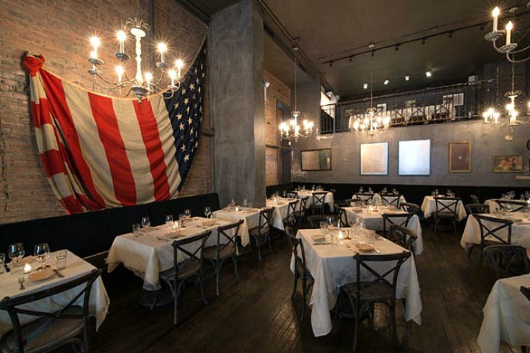 Harding's, New York
