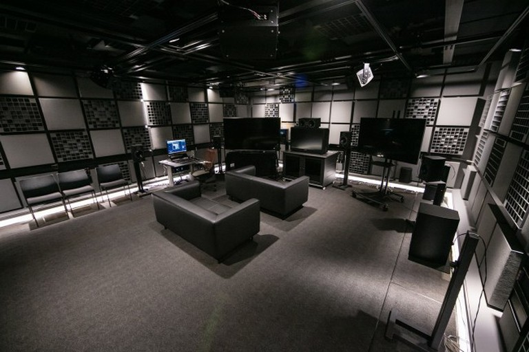 Dolby Lab Studio |© Courtesy of Officelovin
