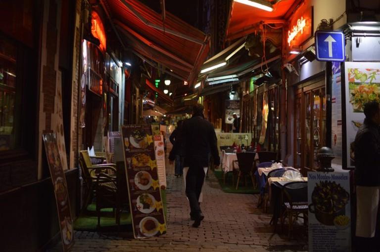 Rue des Boucheres   Courtesy of Cristina Luca