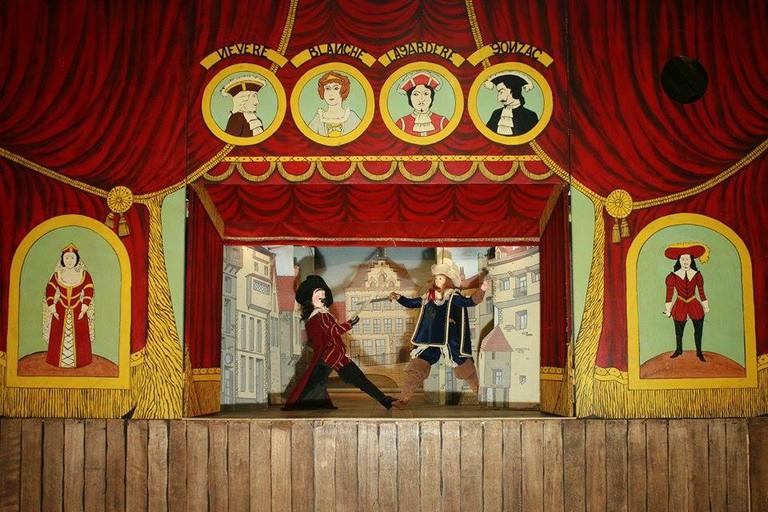 Théâtre Royal de Toone | Courtesy of the Théâtre Royal de Toone