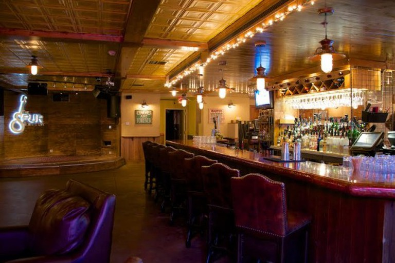The Spur Stage and Dance Floor Park City | © The Spur Bar and Grill