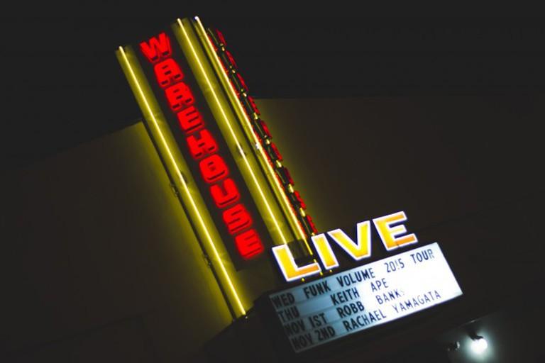 Warehouse Live | © Avis Francis