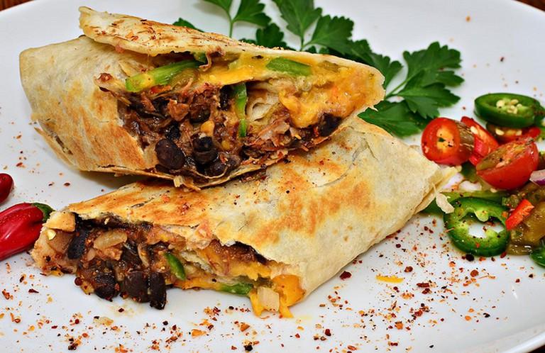 Mexican burritos | © Jeffreyw/Flickr