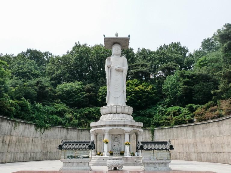 Bongeunsa, Seoul