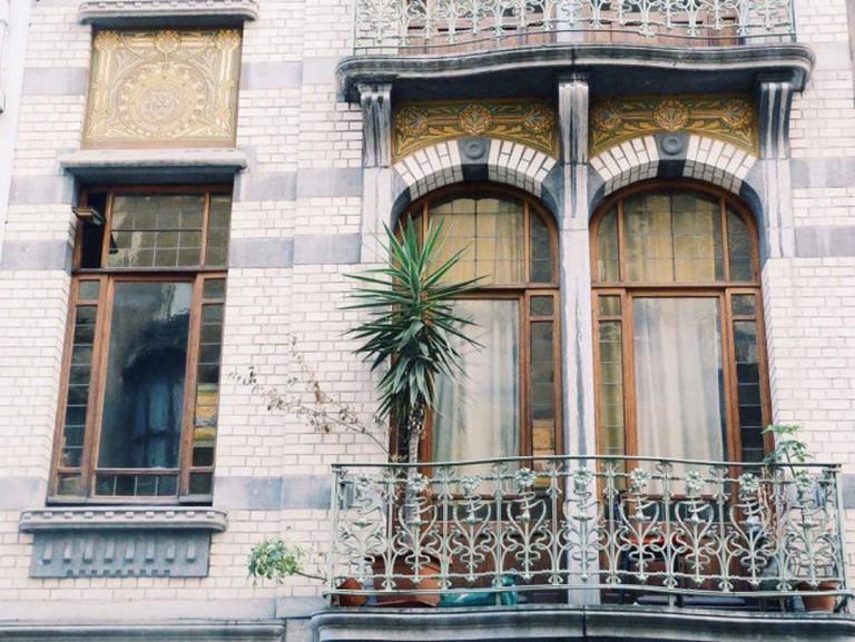 Rue Vanderschrick | © Camilla Colavolpe