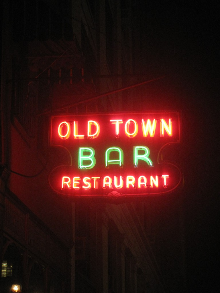 Old Town Bar and Restaurant