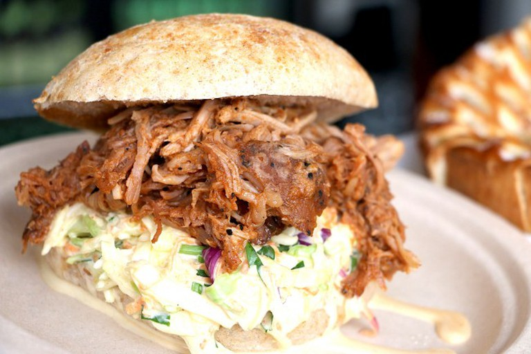 Pulled pork sandwich | © Nationalmuseet - National Museum of Denmark/Flickr
