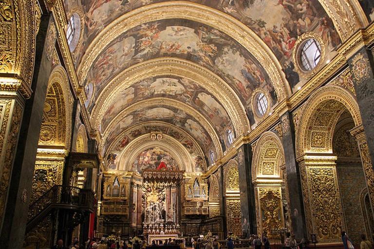St.John's Co- Cathedral   © Gary Bembridge/flickr