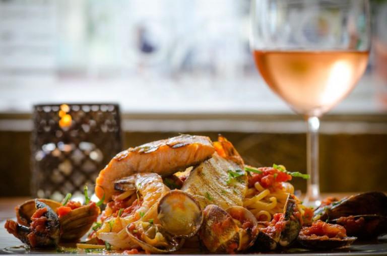 Seafood Linguini | © N Wong/Flickr