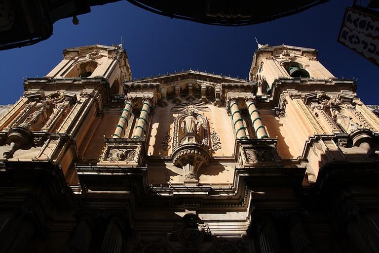 Church of St Paul's Shipwreck, Valletta   © yeowatzup/flickr