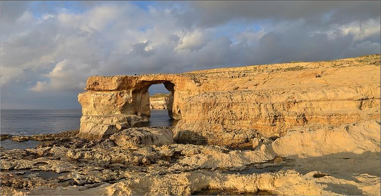 The Azure Window trek, Gozo  © Robert Pittman/flickr