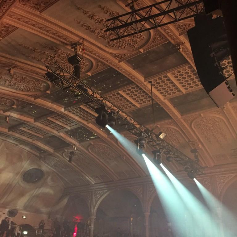 Albert Hall | © Miranda Wade