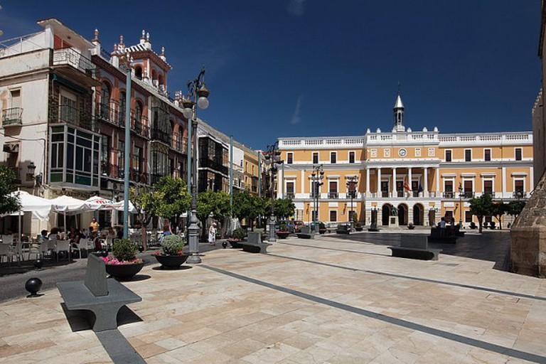 Badajoz © Stegop/WikiCommons