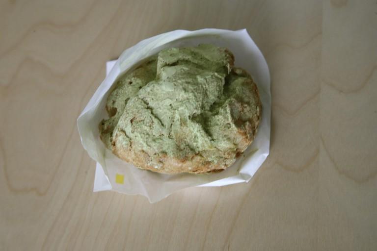 Green Tea Cream Puff|© Scott Beale/Flickr