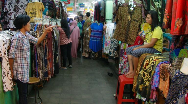 Beringharjo Market © Balisolo/Flickr