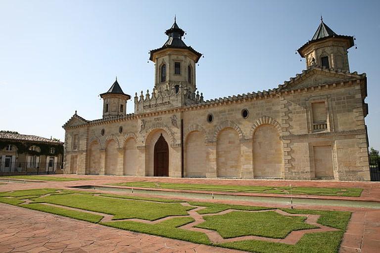 Chateau Cos d'Estournel   ©PA/WikiCommons