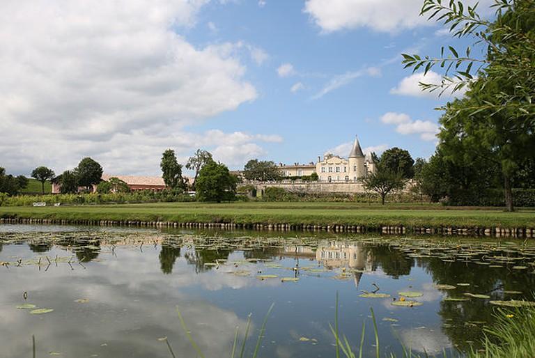 Chateau Lafite-Rothschild   © WikiCommons