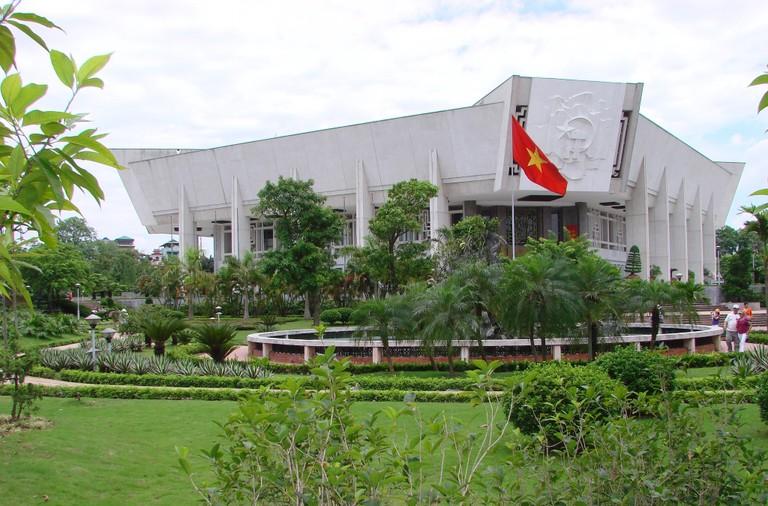 Ho Chi Minh Museum, Hanoi | © Adam Jones/Flickr