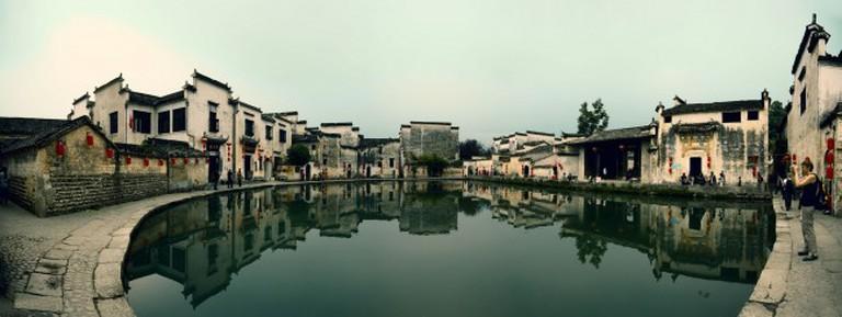 Hongcun China | © Thomas Fischler/Flickr