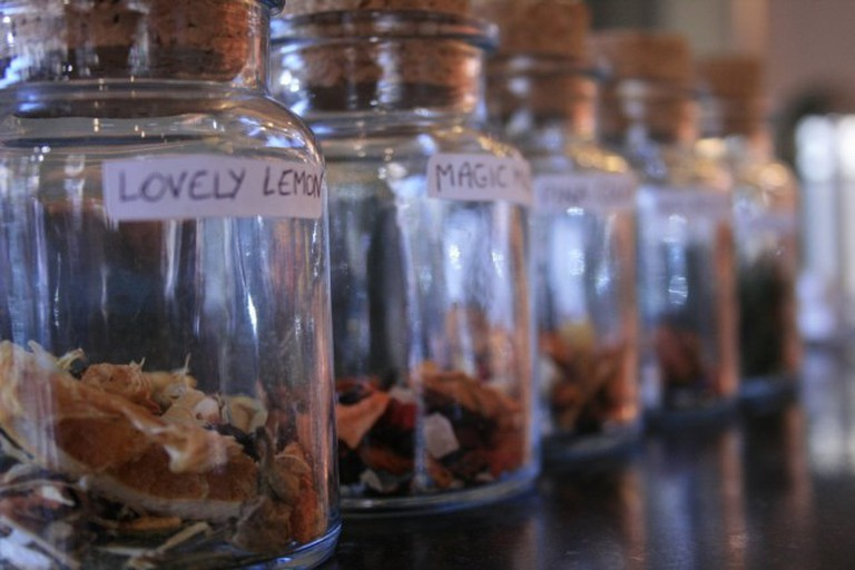 A wide variety of teas | © Mi Gusto